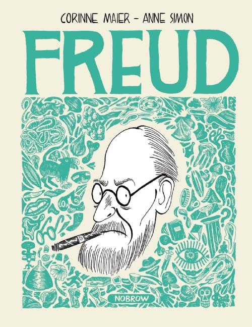 Freud's Life and Legacy, in a Comic