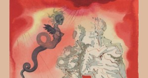 "Salvador Dalí's Sinister and Sensual Paintings for Dante's ""Divine Comedy"""