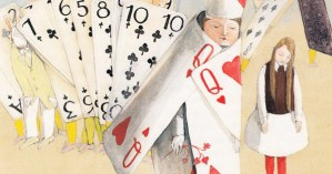 Lisbeth Zwerger's Imaginative Illustrations for <em>Alice in Wonderland</em>