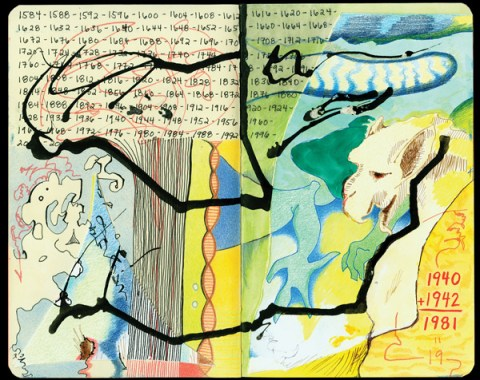 Artist With Autism Illustrates >> Drawing Autism A Visual Tour Of The Autistic Mind From Kids And