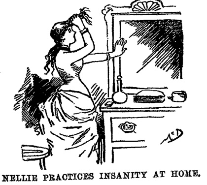 Ten Days at the Mad-House: How Nellie Bly Posed as Insane