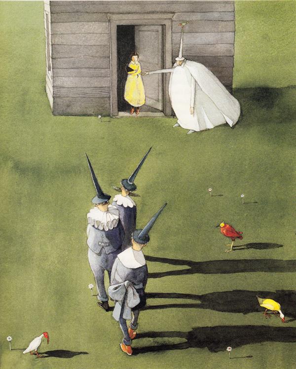 The Wizard of Oz, Reimagined by Beloved Illustrator Lisbeth Zwerger
