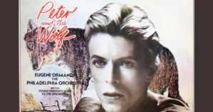 "David Bowie Narrates the Pioneering Soviet Children's Symphony ""Peter and the Wolf"""