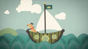 An Animated Ode to What a Dog Can Teach Us About the Meaning of Life
