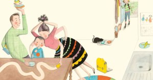 Where Do Babies Come From? A Sweet and Honest Primer on How Reproduction Works by Illustrator Sophie Blackall