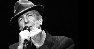 Leonard Cohen on Creativity, Hard Work, and Why You Should Never Quit Before You Know What It Is You're Quitting