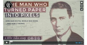 The Man Who Turned Paper into Pixels: How Mathematician and Black Jack Wizard Claude Shannon Ignited the Information Age