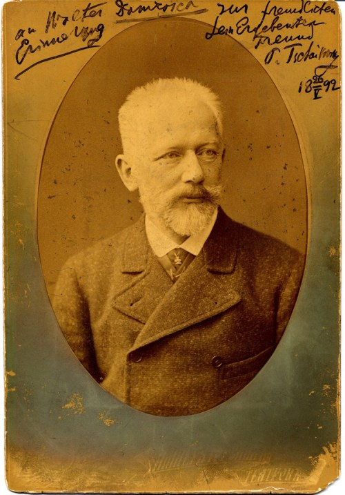 """Tchaikovsky on the """"Immeasurable Bliss"""" of Creativity, the Mystical Machinery of Inspiration, and the Evils of Interruptions"""