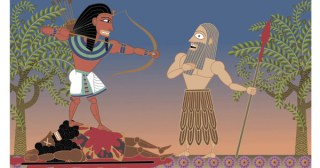 This Land Is Mine: Nina Paley's Animated History of the Israel-Palestine Conflict