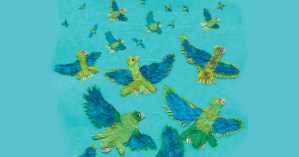 Parrots Over Puerto Rico: An Illustrated Children's Book Celebrating the Spirit of Conservation