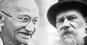 Why We Hurt Each Other: Tolstoy's Letters to Gandhi on Love, Violence, and the Truth of the Human Spirit