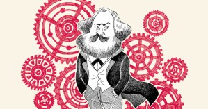 Karl Marx's Life and Legacy, in a Comic