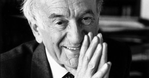 Elie Wiesel on the Loneliness of Leadership, How Our Questions Unite Us, and How Our Answers Divide Us