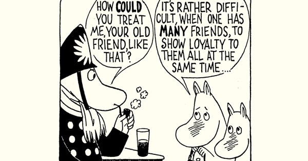 The Moomin Guide to Identity and Belonging: Tove Jansson's