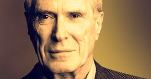 Pulitzer-Winning Poet Mark Strand on the Heartbeat of Creative Work and the Artist's Task to Bear Witness to the Universe