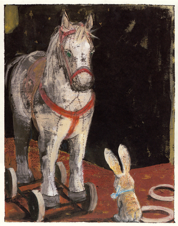 The Velveteen Rabbit Reimagined With Uncommon Tenderness By Beloved