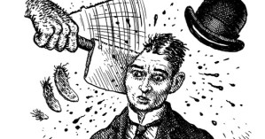 R. Crumb Illustrates Kafka