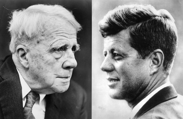 JFK on Poetry, Power, and the Artist's Role in Society: His Eulogy
