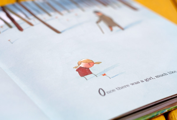 The Heart and the Bottle: A Tender Illustrated Fable of What