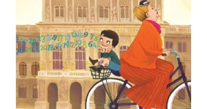 The Boy Who Loved Math: The Illustrated Story of Eccentric Genius and Lovable Oddball Paul Erdős