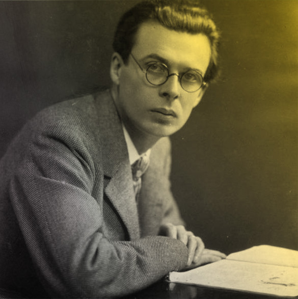 aldous huxley on how you become who you are how to get out of  aldous huxley on how you become who you are how to get out of your own way and the necessity of mind body education ""