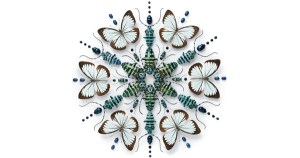 The Art of Biophilia: Extraordinary Mosaics Incorporating Earth's Most Colorful Creatures