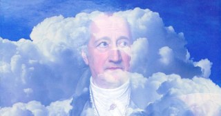 The Invention of Clouds: Goethe's Poems for the Skies and His Heartfelt Homage to the Young Scientist Who Classified Clouds