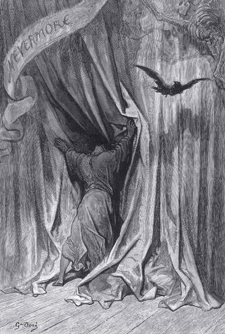 Gustave Doré's Hauntingly Beautiful 1883 Illustrations for ...