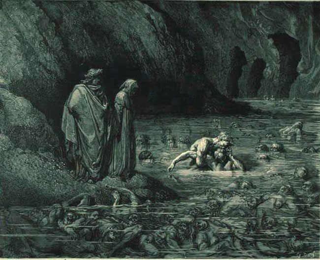 Gustave Dore S Hauntingly Beautiful Illustrations For