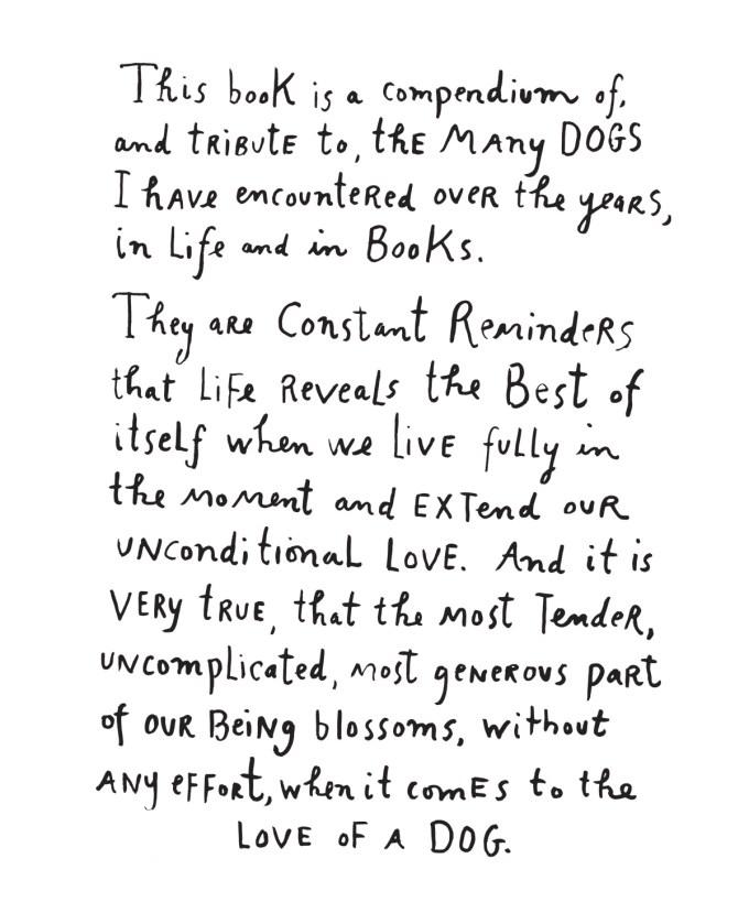 Beloved Dog: Maira Kalman's Wonderful Illustrated Love
