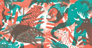 The Tiger Who Would Be King: James Thurber's Poignant 1927 Parable of the Destructive Hunger for Power, Reimagined in Stunning New Illustrations
