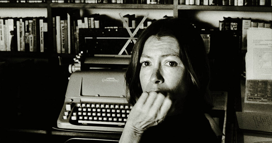 joan didion on self respect brain pickings the outsider the public voice how joan didion mirrored us back to ourselves