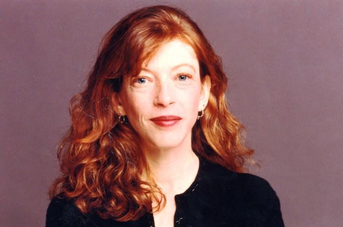 Susan Orlean (Photograph: Kelly Davidson)