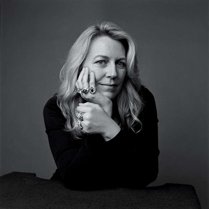 Cheryl Strayed by Graeme Mitchell