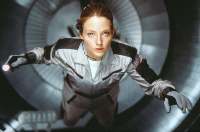 Jodie Foster in Contact, 1997. (Photograph courtesy of MoMA)