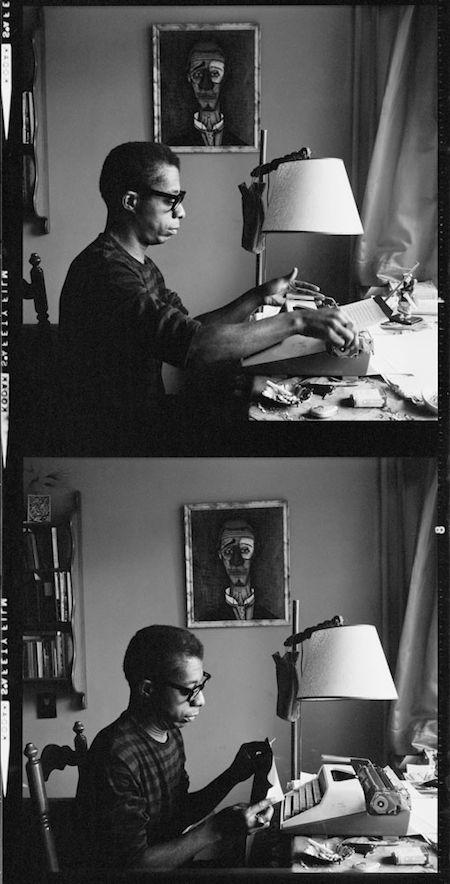 Black lives matter : «Read, read, read, never stop reading...» Baldwin_writing