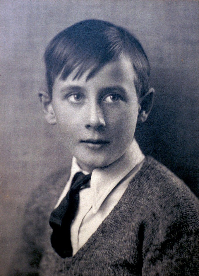 Freeman Dyson at age 10