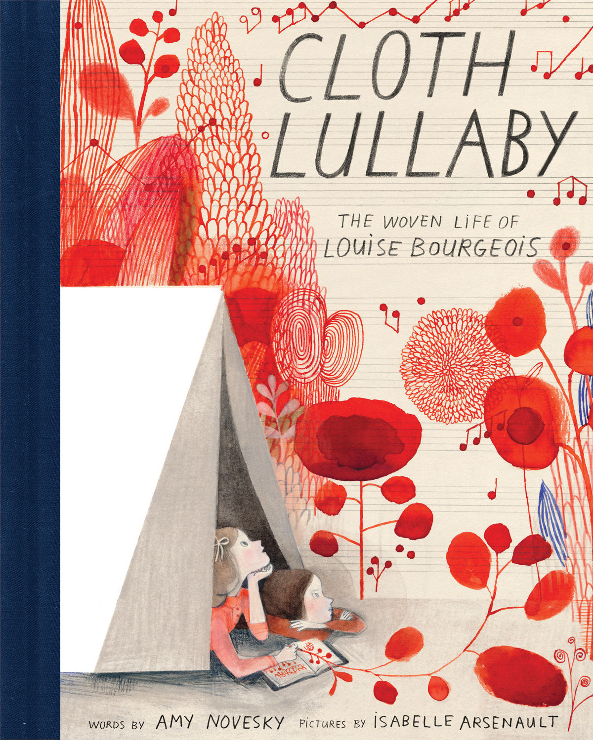 spiderwoman u0027s cloth lullaby the illustrated life of artist louise