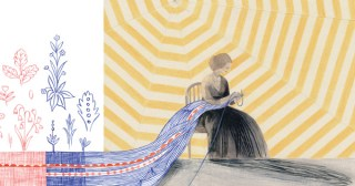 Spiderwoman's Cloth Lullaby: The Illustrated Life of Artist Louise Bourgeois