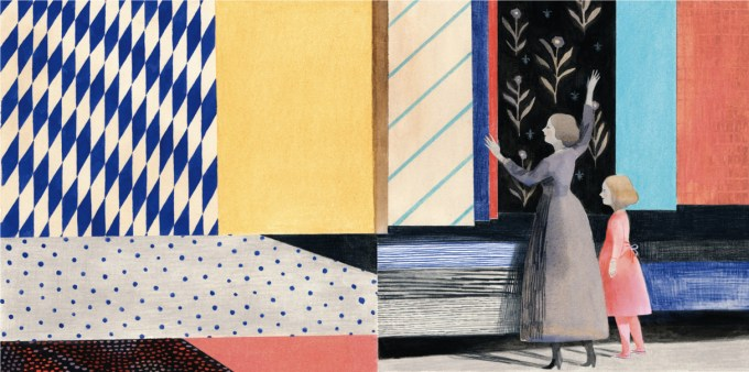 Cloth Lullaby: The Woven Life of Louise Bourgeois