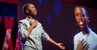 What It's Like to Be Transgender: A Piercing Poem by Slam Poet and TED Fellow Lee Mokobe