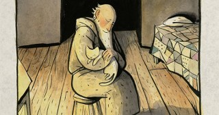 The White Cat and the Monk: A Lovely 9th-Century Ode to the Joy of Uncompetitive Purposefulness, Newly Illustrated