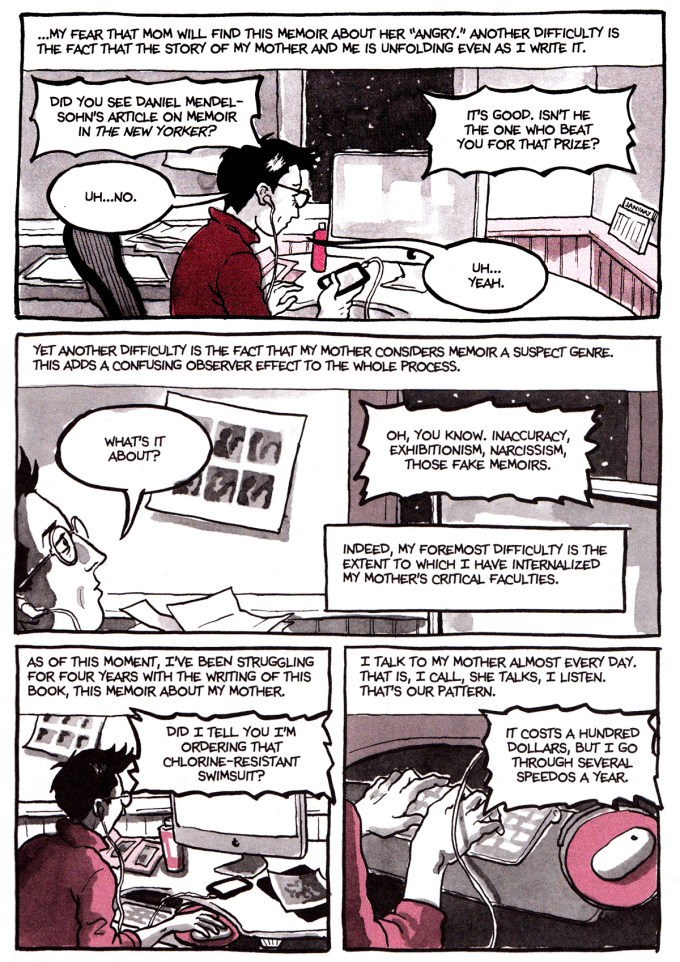 Alison Bechdel on Writing, Therapy, Self-Doubt, and How the