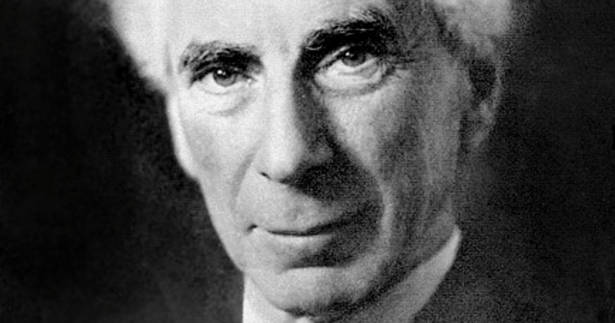 response to bertrand russel s Bertrand russell from we now arrive at certain general principles in regard to individual liberty and public control the new yorker's cheap shot response.