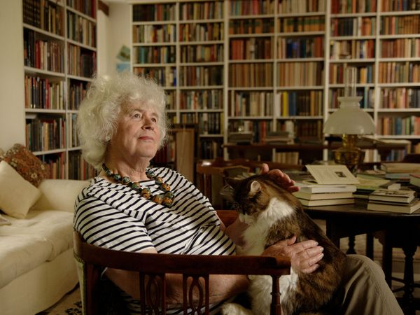 Jan Morris (Photograph: Jim Richardson / National Geographic)