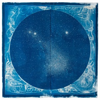 Your Body Is a Space That Sees: Artist Lia Halloran's Stunning Cyanotype Tribute to Women in Astronomy