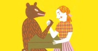 Strong as a Bear: An Illustrated Celebration of Animals and Their Emotional Presence in Language