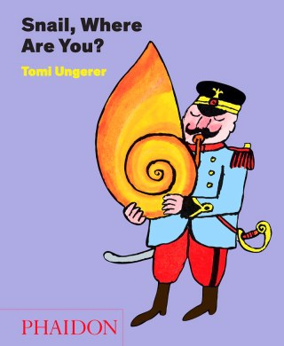 Snail, Where Are You? Tomi Ungerer's Wordless Vintage Conceptual Masterpiece