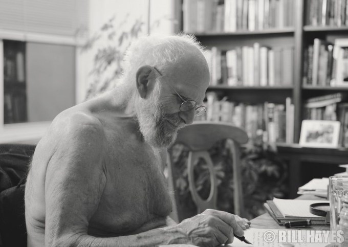 Oliver Sacks by Bill Hayes