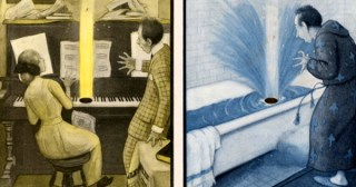 The Rocket Book: A Conceptually Ingenious, Stunningly Illustrated 1912 Children's Book About Urban Living
